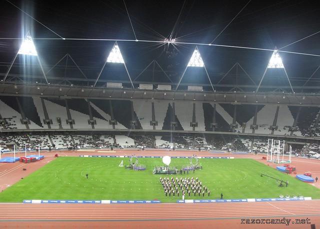Olympics Stadium - 5th May, 2012 (93)