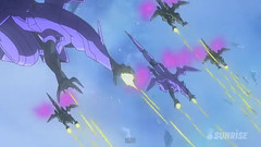 Gundam AGE 3 Episode 34 The Space Pirates Bisidian Youtube Gundam PH 0008