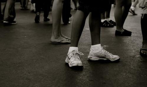 Footwear at the Fair by Jui Apte