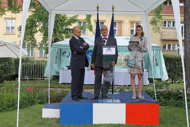 Discours du Vice Premier Ministre et Ministre des Affaires Étrangères de République Tchèque, Karel Schwarzenberg