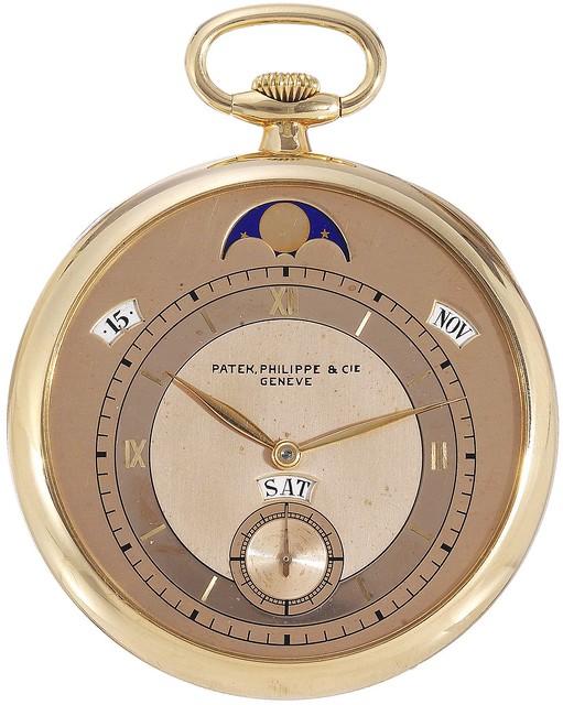 Patek Philippe Digital Perpetual Calendar. 1937