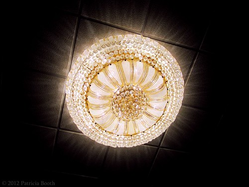 Day 133 Chandelier by pixygiggles