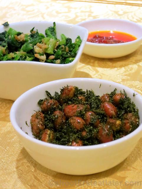 Wu Kong- peanuts with seaweed