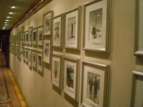 Lodge-photo wall