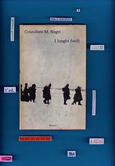 Cristoforo M. Negri, I lunghi fucili, Einaudi, Torino 1964. Prima di sovracoperta (part.), 1