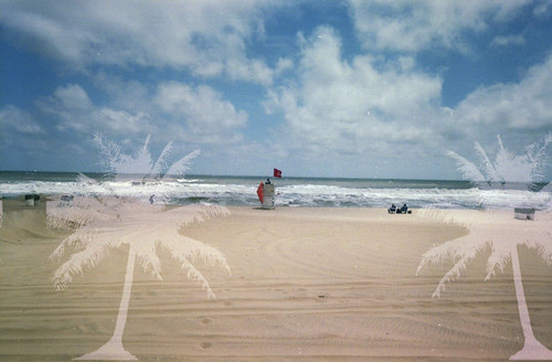 Beach (UO 35mm film)