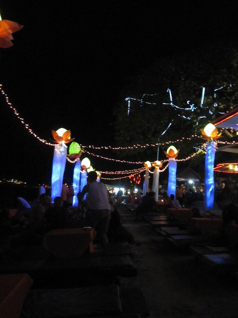 Beach Bar - Koh Samui, Thailand