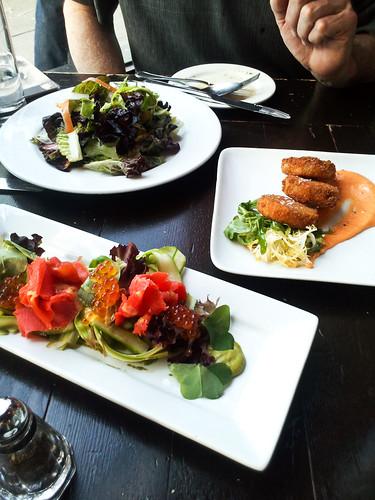 small plates at Quinn's