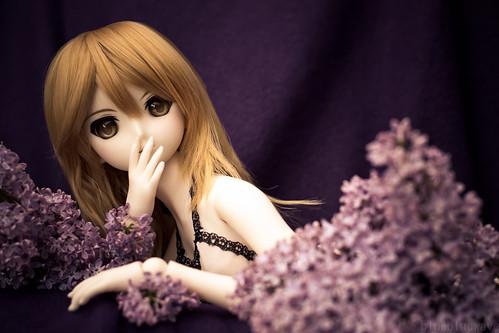 Tsukiko * purple