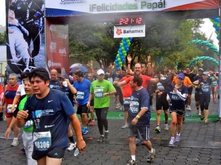 medio maraton del dia del padre