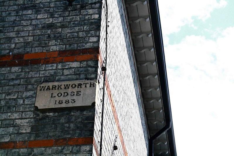 Warkworth lodge. Cambridge
