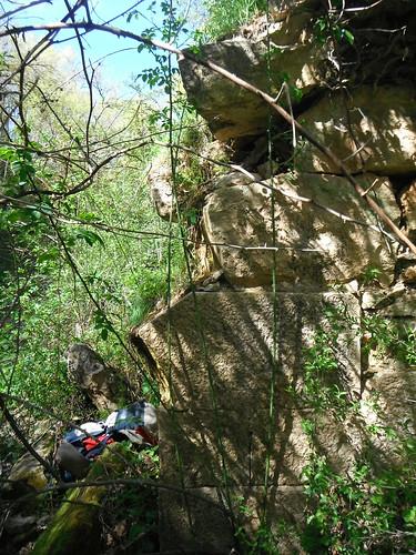 Aqüeducte del molí de l'Espina