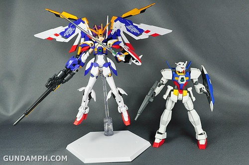 Armor Girls Project MS Girl Wing Gundam (EW Version) Review Unboxing (105)