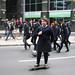 Escolares nuevamente en las calles
