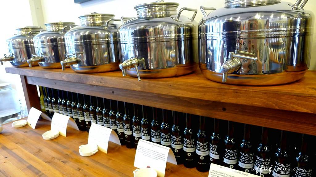 Vancouver OLIVE OIL company - tasting room  00006