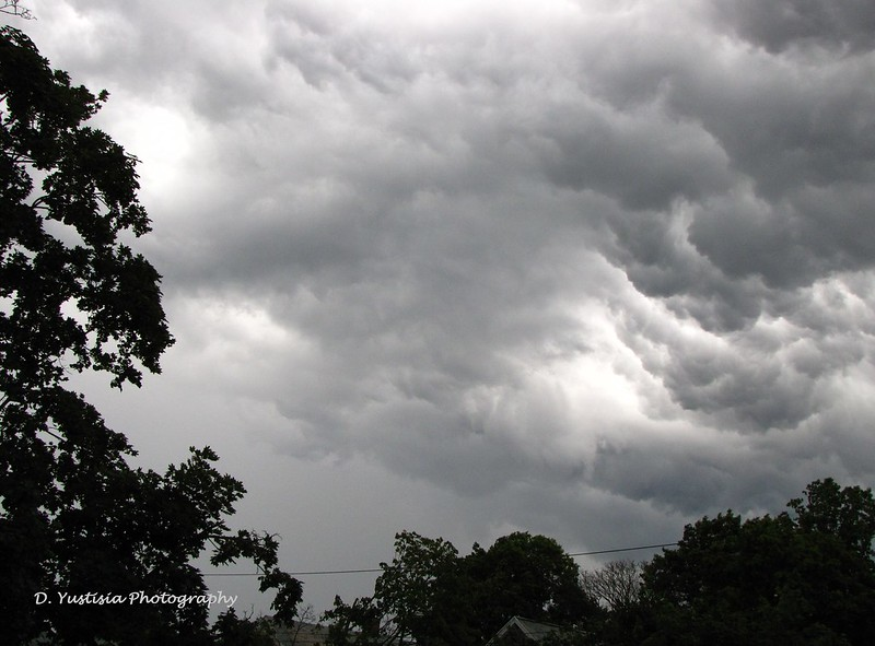 The Black & Ominous Cloud