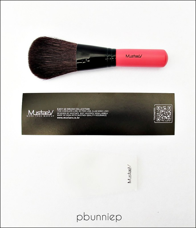 Mustaev Pink powder brush_02