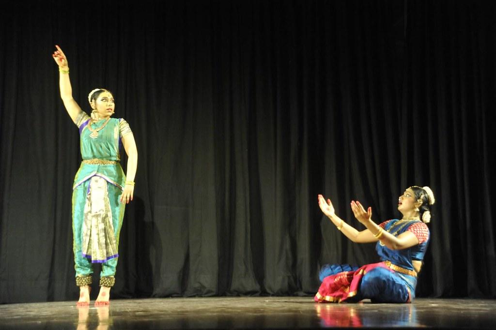 'Raghava Yadava' - In Bhagavata - Yashoda is stupefied looking into Krishnas mouth, where she sees the vishwaroopam