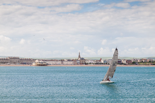 Postcard from Weymouth