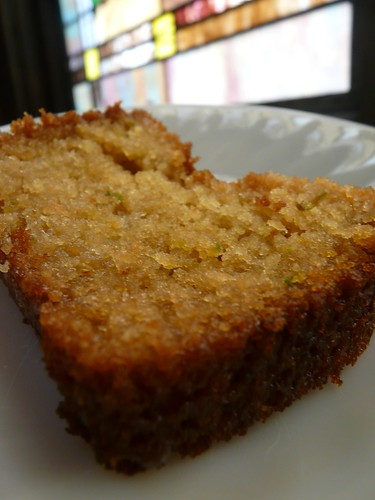 Slice of Citrus Cake