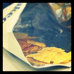 leftover from lunch #photoadaymay #snack