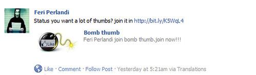 bomb-autolike-spam