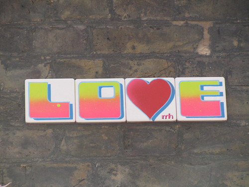 Love in Shoreditch