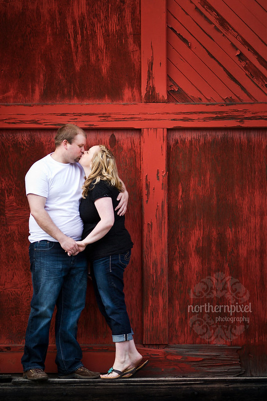 Janelle & Dan - Engagement Photos