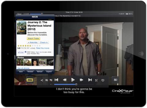 Vídeos en .avi .xvid .mov .m4v .mp4 en el iPad