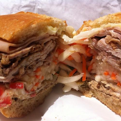 Banh Mi Sandwich @ Duc Loi Supermarket