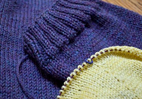 July21-KnittingInProgress