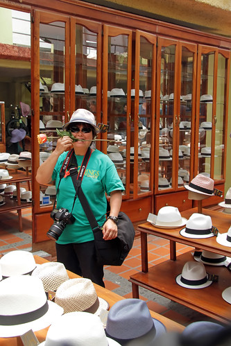 Panama Hat Factory