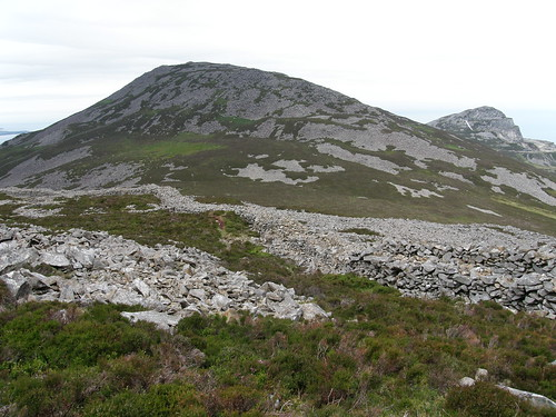 The other Eifl peaks from Tre'r Creiri