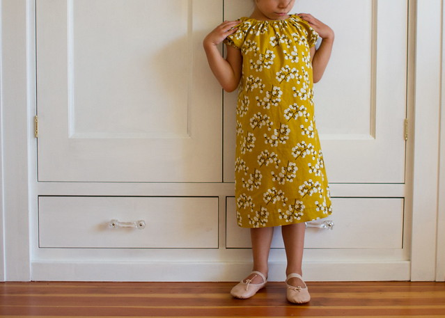 honey mustard dress