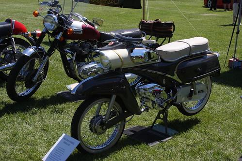 1965 DKW Hummel Model 155