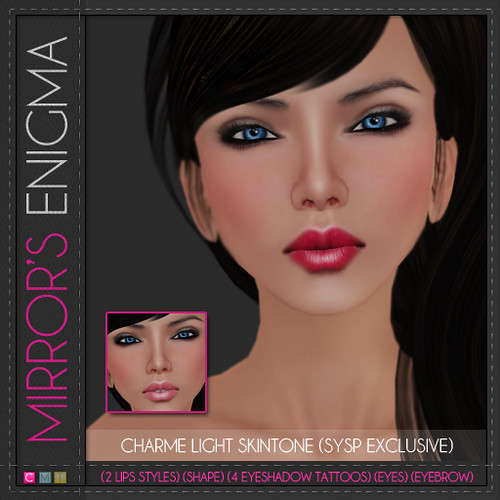Charme Light Tone (SYSProject July)
