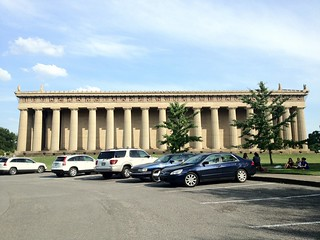 Parthenon at Centennial Park