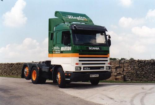 2 - Scania 113M Topline Streamline