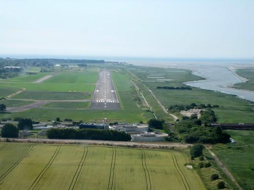 Le Touquet runway