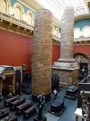 Trajan's Column (plaster cast), V&A