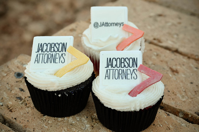 Cupcakes for Jacobson Attorneys birthday-9