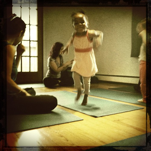 Yoga for littles! by stephiblu