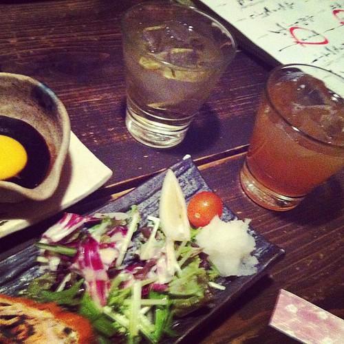 dinner & drinks on friday night