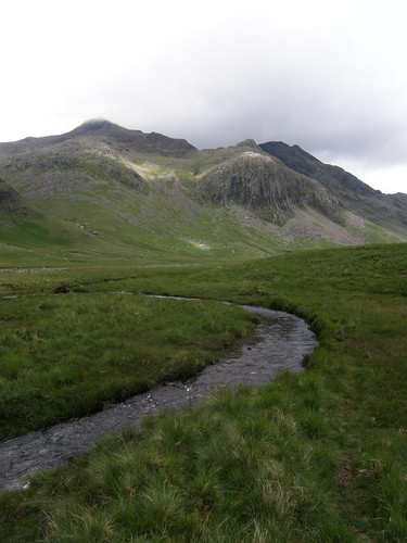 Scafell Pike, Pen, Ill Crag