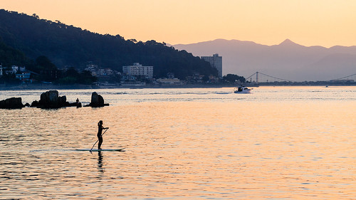 Stand up paddle by Luiz L.