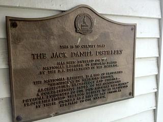 Jack Daniels Distillery