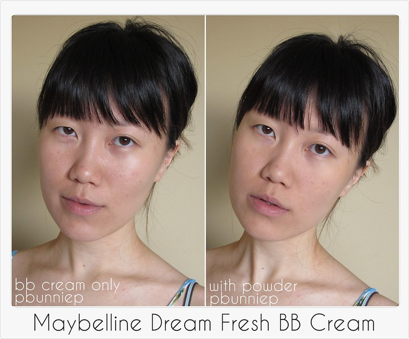 Maybelline Dream BB Before-After-2