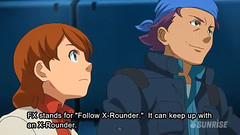 Gundam AGE 4 FX Episode 40 Kio's Resolve, Together with the Gundam Youtube Gundam PH (56)