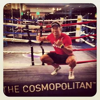 Training @ The Cosmopolitan Las Vegas
