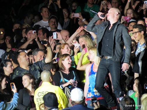 Kelly Clarkson & The Fray @ The Hollywood Bowl [07/30/12]